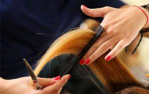 evolution salon haircut