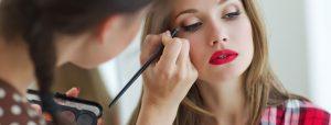 evolution salon makeup
