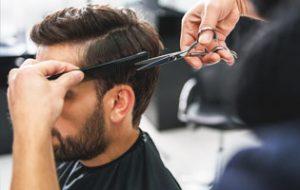 evolution salon men