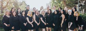evolution salon team