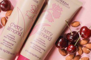 Evolution Salon Aveda Cherry Almond