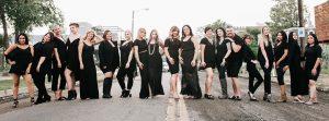 evolution salon team 2018