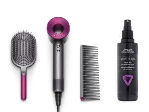 Evolution Salon Aveda hair products